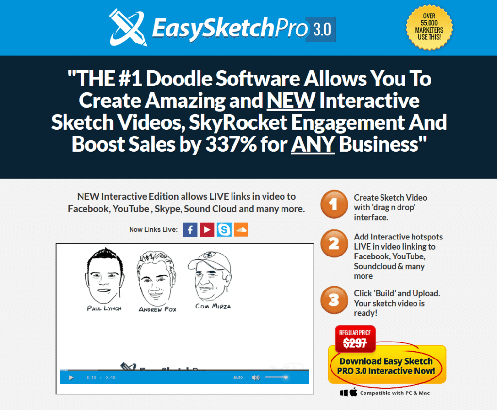 Easy Sketch Pro 3.0 Coupon Code 2020 > 70% Off Discount