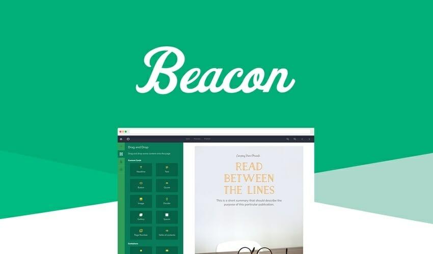 Beacon Coupon Code 2020 > Lifetime Access 86% Off Promo Deal