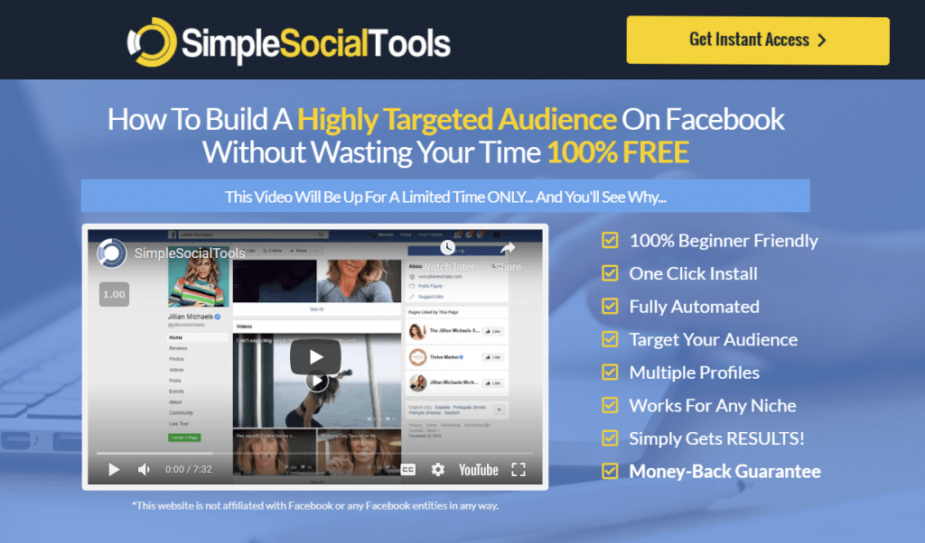 Simple Social Tools Coupon Code