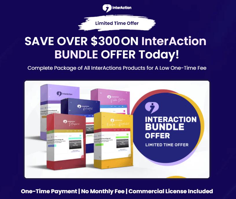 InterAction Webinar Bundle Offer Coupon Code