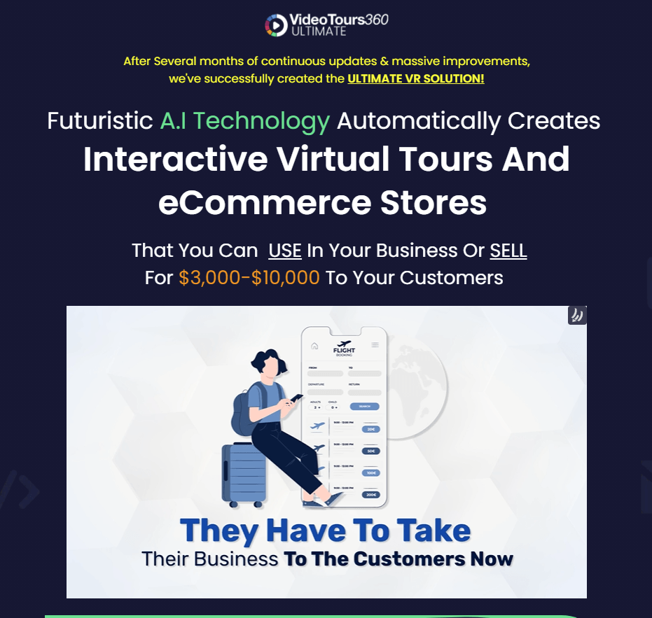 VideoTours360 Ultimate Coupon Code