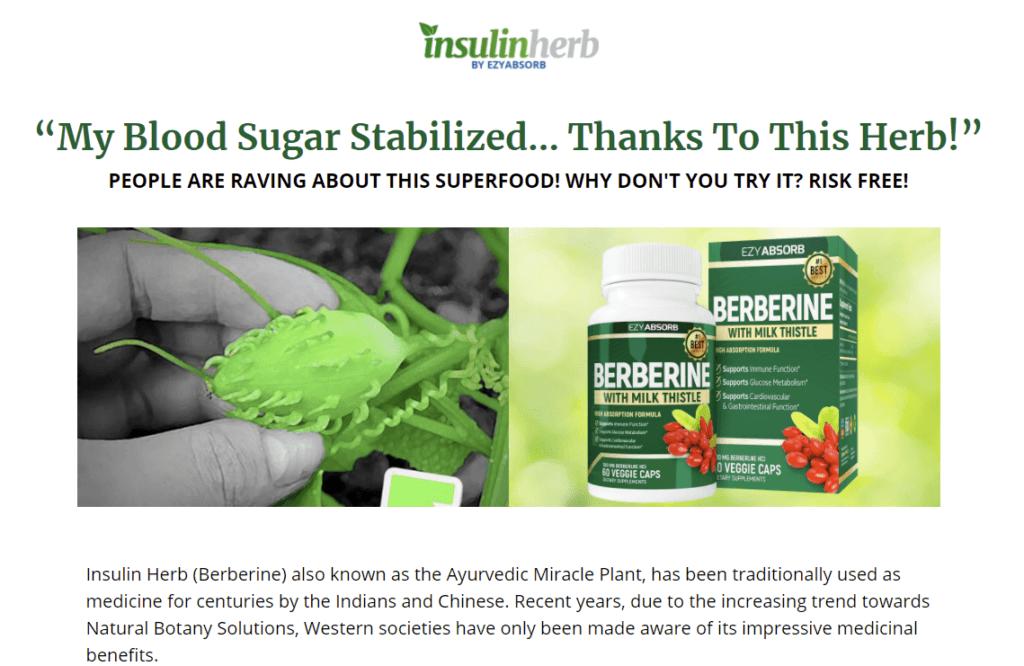 Berberine Supplement Coupon Code